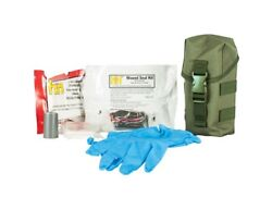 Fox Outdoor Tactical Medical Ammo Pouch Triple M16 Contents Med 56-74