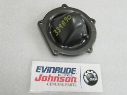 E7a Omc Turbo Jet 339870 Jet Pump Inlet Housing Cover New Oem Factory Part