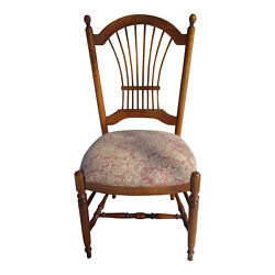 Ethan Allen Country French Dining Chair, Farmhouse Decor