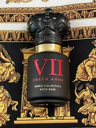 Genuine Clive Christian Noble Vii Queen Anne Rock Rose Extremely Rare 10ml New