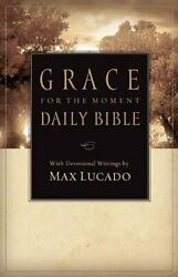 Ncv Grace For Moment Daily Bible Bible Ncv By Max Lucado