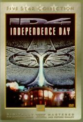 Independence Day Five Star Collection 2 Dvd - Anamorphic Box Set New