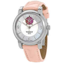 Tissot Lady Heart Flower Automatic Mop Dial Ladies Watch T050.207.16.117.00