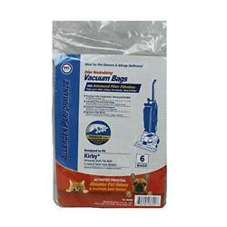 Dvc Kirby Style F Odor Neutralizing Hepa Vacuum Cleaner Bags Made In Usa [ 36 Ba