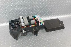 2007 F150 Engine Electronic Fuse Relay Power Distribution Box 5.4l Oem W/cover