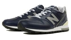 Rare New Balance 996 M996ncb Navy Leather Limited Edition - New Menandrsquos 5