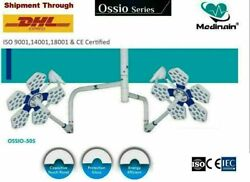 Examination And Surgical Light Star 5+5 Double Satellite Light Ot Lamp For Surgery