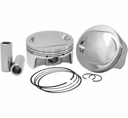 Cp-carrillo Pistons For V-twin Bhm117ft