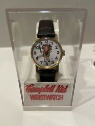 Vintage, Campbell's Kid Watch, Campbell's Girl On The Face, Wind Up