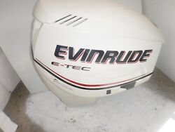 Evinrude Engine Cover Cowling Set 5004759 5006414 0285655 And03906 115hp