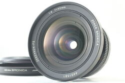 Almost Mint Zenza Bronica Zenzanon-ps 40mm F4 Ps Lens For Sq Series From Japan