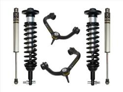 Icon 0-2.63 Stage 2 Suspension System W/tubular Uca For 2014 Ford F-150 4wd