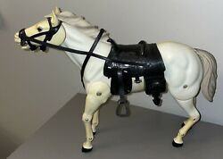 """Phenomenal Vintage Condition Lone Ranger """"hiho"""" Silver Figure"""