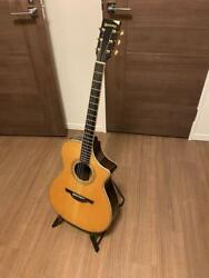 History Nt501 Acoustic Guitar With Hard Case Ships Safely From Japan