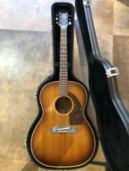 Epiphone Ft-45 Acoustic Guitar With Hard Case Ships Safely From Japan