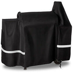 Qulimetal 820 Grill Cover For Pit Boss 820 Deluxe, 820d, 820fb Wood Pellet Grill