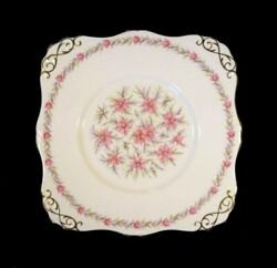 Beautiful Tuscan Love In The Mist Cake Plate