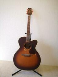 Takamine Npt-012 Bs Acoustic Electric Guitar W/hard Case Ships Safely From Japan