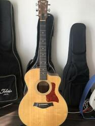 Taylor 214ce Acoustic Electric Guitar With Hard Case Safe Delivery From Japan