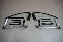 Bmw 7and039 G12 Long Roller Sun Blinds Doors Lamps Rear Right Left Set