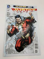 Justice League 0 1st Appearance Of 7 Deadly Sins Shazam New 52