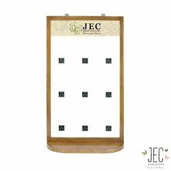Nightlight Display Stand With 9 Outlets