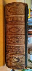 The Holy Bible Containing The Authorized Edition Of The New Testament 1881