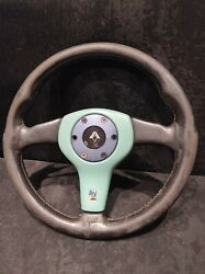 Nardi Personal Williams Steering Wheel Three Spoke Vintage-with Imperfections