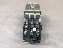 Westinghouse A200m2cac Motor Control Starter Size 2 25hp Coil 120v 67c66pr4