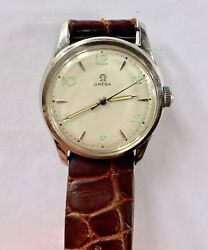 1940s Wwii Omega Watch