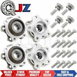 [frontqty.2 And Rearqty.2] Wheel Hub For 2020 Bmw 840i Xdrive 4wd/awd-model