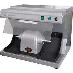 Dental Lab Polishing Vacuum Compact Unit Ax-j5 Built-in Suction Dust Collector