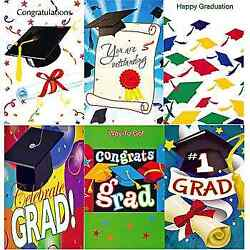 Graduation Cards With Text / Pack Of 60 Assorted Greeting Cards Great Deal