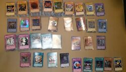 Huge Yugioh Collection Take A Look Some Rare Cards