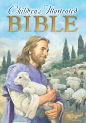 Childrens Illustrated Bible By Eve B. Macmaster - Hardcover Mint Condition