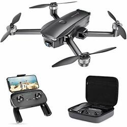 Snaptain Sp7100 4k Gps Drone With Uhd Camera For Adults Foldable Quadcopter W...