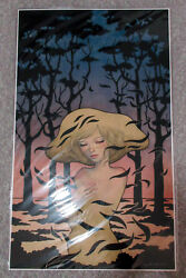 And039shadowsand039 By Audrey Kawasaki 2012 Signed And Numbered 16x27 Giclee Ar Print Coa