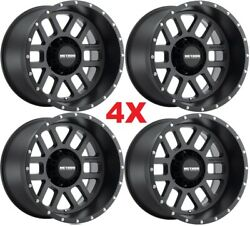 20 Method Wheels Rims 2500 3500 Ram F-250 F-350 Black Mr606