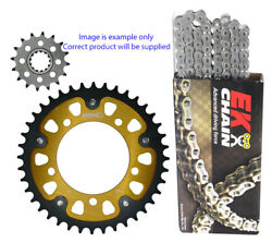 Suzuki Gsf 1250s Bandit 2007-16 17/43 Nx-ring Chain And Stealth Comp Sprocket Kit