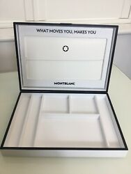 Mont Blanc Spike Lee Andldquowhat Makes You Moves Youandrdquo Ltd Edition Writing Case