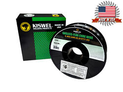 Kiswel E71t-gs .035 In. Dia 10lb. Gasless-flux Core Welding Wire Made In Usa