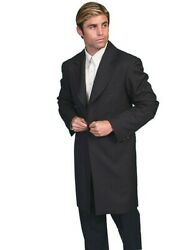 Scully Western Sport Sport Coat Men Back Vent Button Front F0_rw042