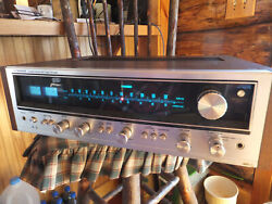 Vintage Pioneer Stereo Am Fm Receiver Sx-636 - Works And Sounds Awesome