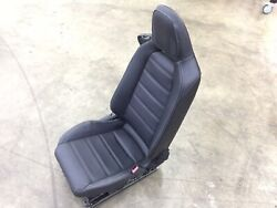✅2018 Fiat 124 Spider Abarth Passenger Right Front Seat Leather W/bose Speakers