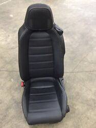 ✅2018 Fiat 124 Spider Abarth Driver Left Front Seat Leather W/bose Speakers