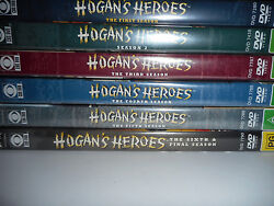 Hogans Heroes The Complete Series 1-6 Dvd Sets