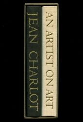 An Artist On Art Collected Essays Of Jean Charlot - Hardcover Excellent