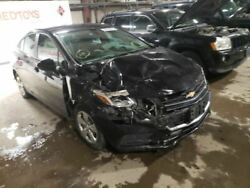Driver Left Front Door Express Power Down Only Fits 16-18 Cruze 1066536