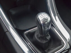 Holden Vf V8 Redline-ute-storm 6sp Manual Leather Gear Knob And Boot Cover Ls2