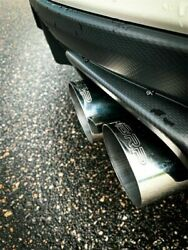 Mbrp Race Catback Exhaust With Polished Tips For 2015-2021 Subaru Wrx/sti